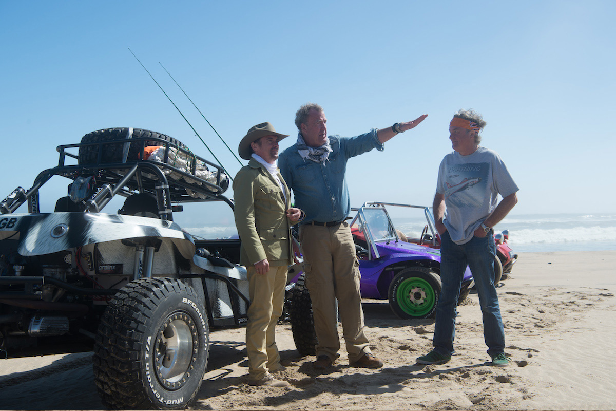 Grand Tour – Dune Buggy Shells for Clarkson & May
