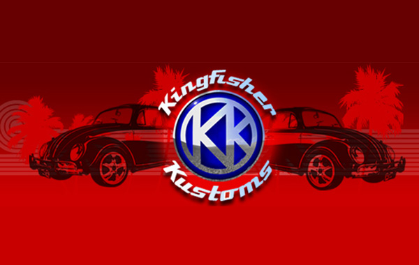 kingfisher kustoms vw parts site