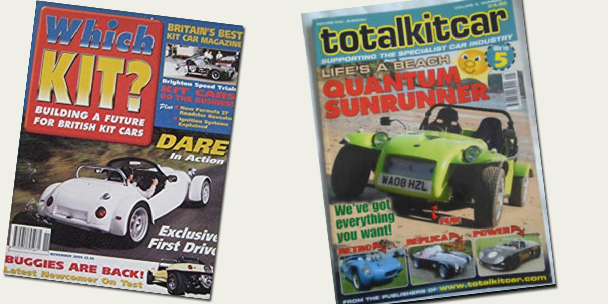 Cool Sites for Kit Cars