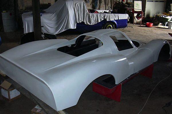 porsche-906-body-shell
